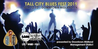 Tall City Blues Fest 2019