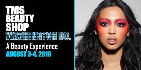 THE MAKEUP SHOW-BEAUTY SHOP WASHINGTON DC  tickets