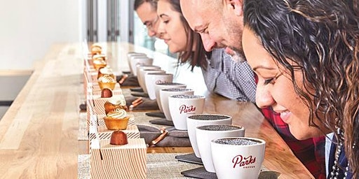 Parks Coffee Roastery Tour