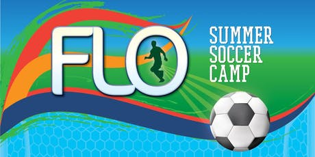 FLO Soccer Camp 2019 tickets