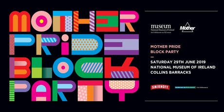 Mother Pride Block Party 2019 tickets
