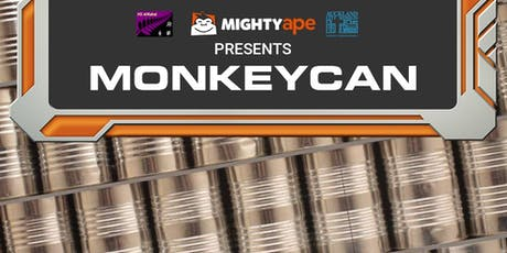 MonkeyCAN tickets