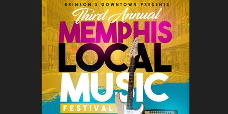 Memphis Local Music Festival tickets