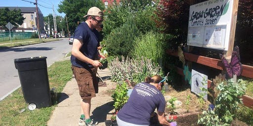 July Community BBQ & Garden Day