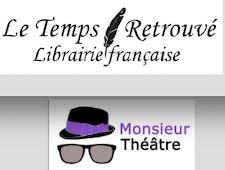 Le Temps Retrouvé et Monsieur Théâtre logo