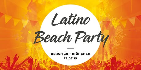 Latino Beach Party Tickets