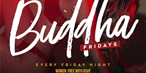 Buddha Fridays @ Buddha Sky Bar Downtown Delray Beach