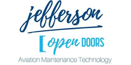 Aviation Maintenance Technology Tour- Southwest Campus