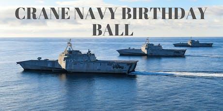 2019 Crane Navy Birthday Ball  tickets