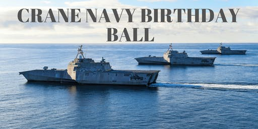 2019 Crane Navy Birthday Ball
