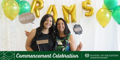 CSU School of Education Commencement Celebration Spring 2019