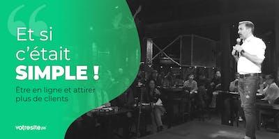 Conférence à Drummondville // François Charron