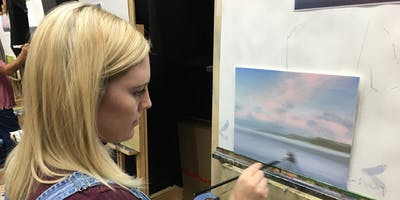Oil Painting Experience - Paint A Seascape