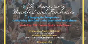 HCHE 47th Anniversary Breakfast and Fundraiser