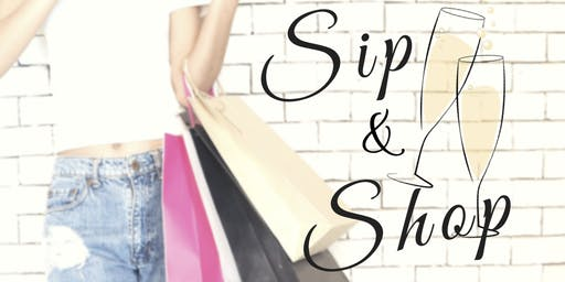First Sunday Sip & Shop