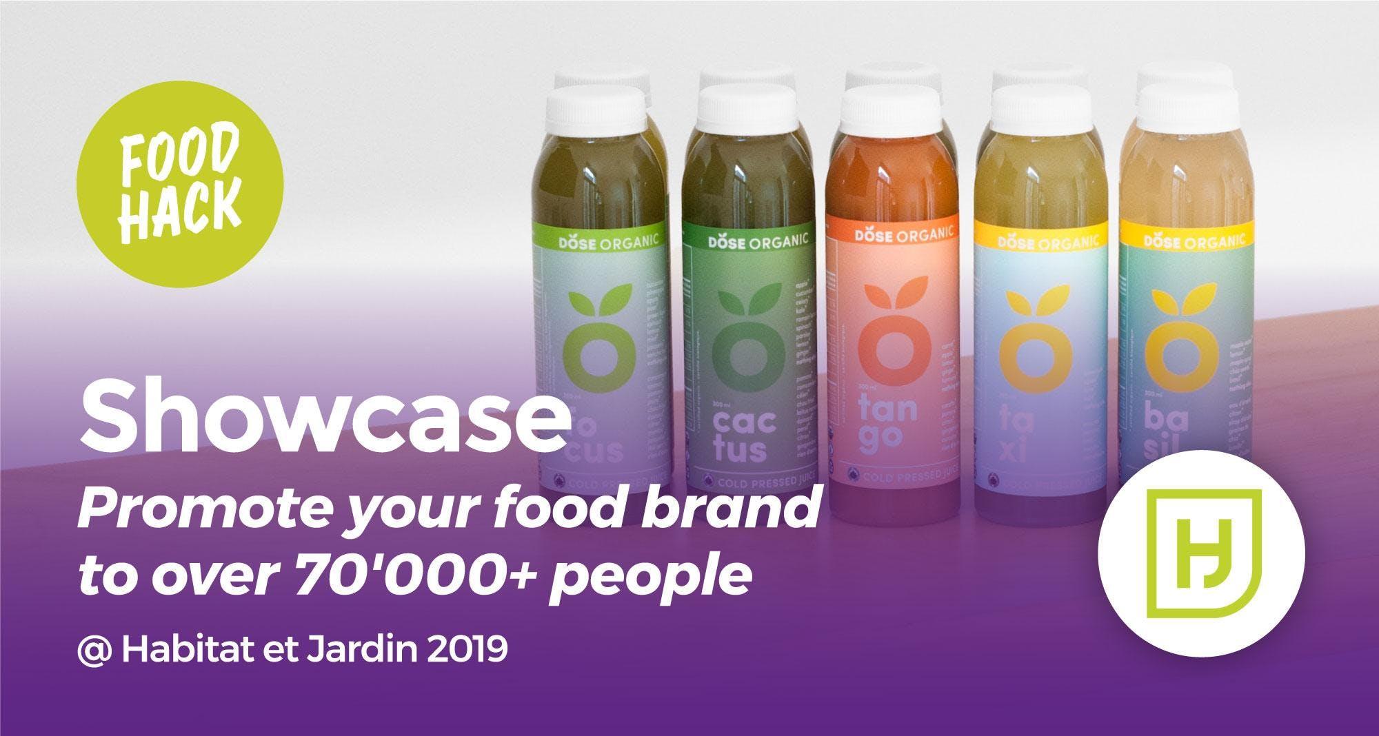 Showcase Your Brand at Habitat Jardin 2019