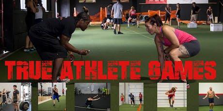 True Athlete Games | Sept 2019 tickets