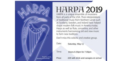 Harpa - an ensemble of world renowned harpists