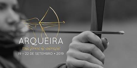 Seminário Arqueira 2019: Toda forma de adoração ingressos