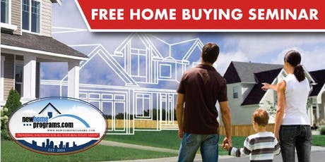 FREE Home Buying Seminar (Houston, TX) tickets