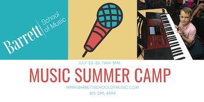 Summer Music Camp in Brandon