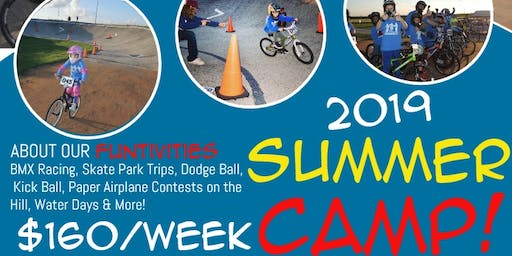 Central Texas BMX Summer Camp 2019
