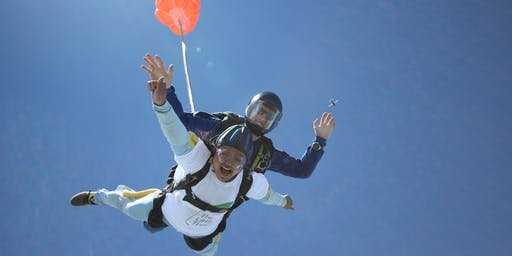 Barts goes Skydiving