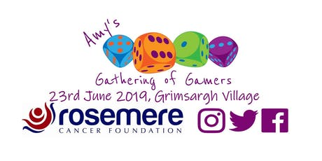 Amy's Gathering of Gamers tickets