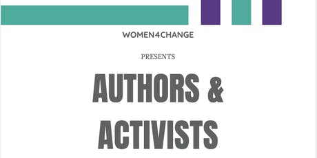 Authors & Activists  tickets