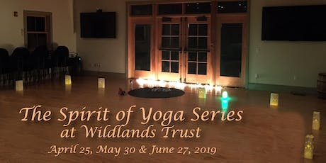 The Spirit of Yoga, Part 3: Yoga & Sacred Space tickets
