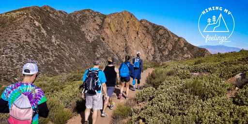 Hiking My Feelings: Albuquerque Group Hike