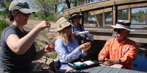 Utah Master Naturalist Watershed Investigations Course - USU Botanical Center