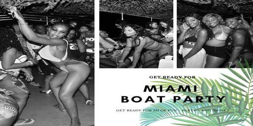 Complete Boat Party + Open Bar & Party bus