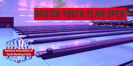 British Youth Team Open 2019 tickets