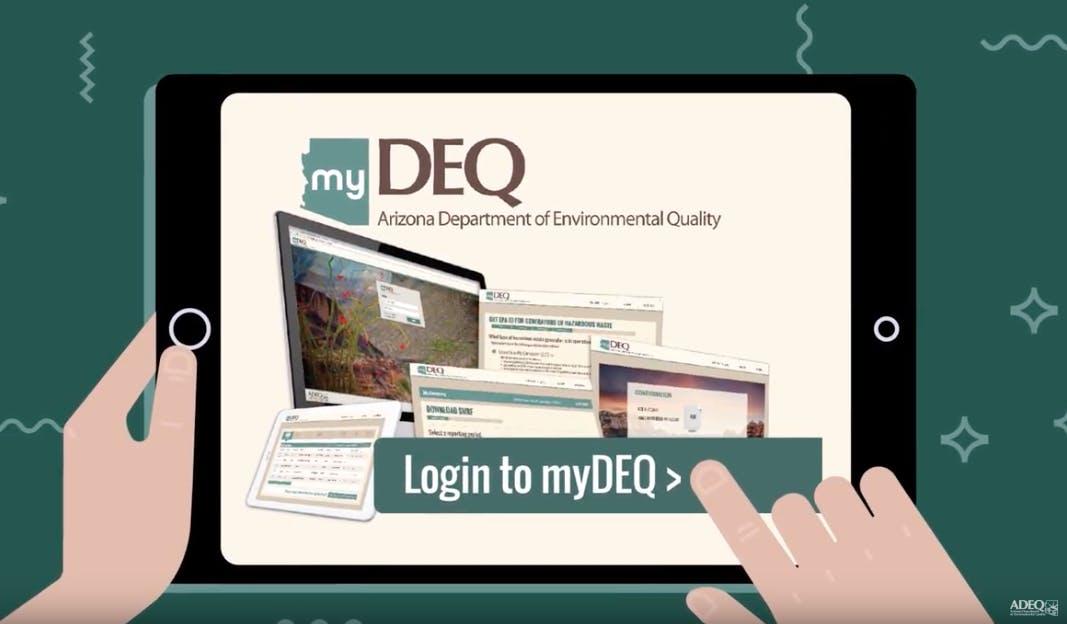 myDEQ Pollution Prevention Training