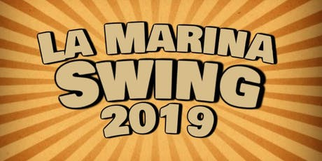 La Marina Swing tickets