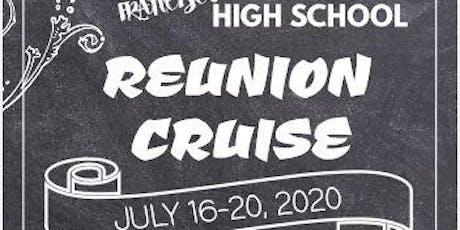 SF High School Reunion Cruise tickets