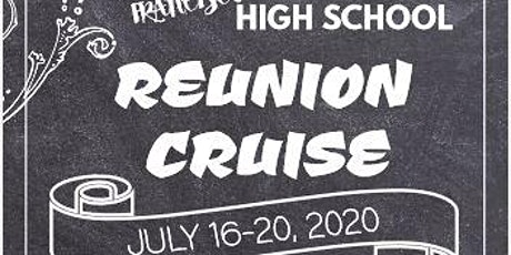 SF High School Reunion Cruise tickets