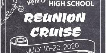 SF High School Reunion Cruise