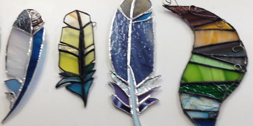 Nature in Glass August 11th Workshop