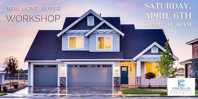 New Home Buyer Workshop