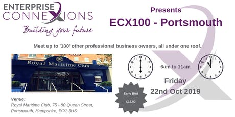 ECX100 - Portsmouth tickets