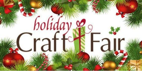 2019 Holiday Craft Fair Vendor Registration tickets