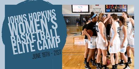 Johns Hopkins University Women's Basketball Elite Camp tickets