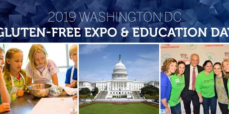 SPONSOR REGISTRATION: 2019 Gluten-Free Education Day and Expo tickets