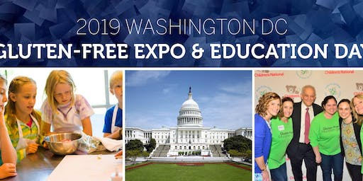 SPONSOR REGISTRATION: 2019 Gluten-Free Education Day and Expo