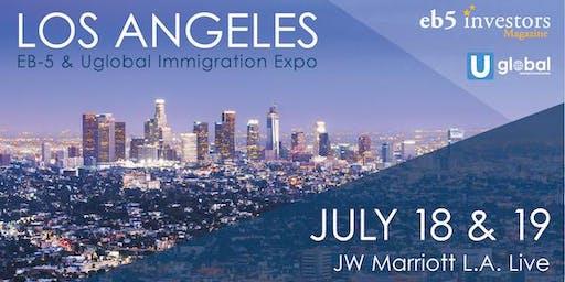 2019 EB-5 & Uglobal Immigration Expo Los Angeles