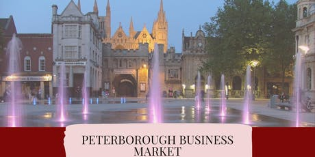 PETERBOROUGH BUSINESS MARKET tickets