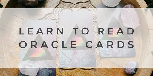 Learn to Read Oracle/Angel Cards