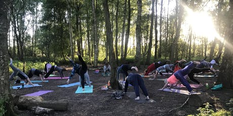 My Wild Life: Outdoor Yoga tickets